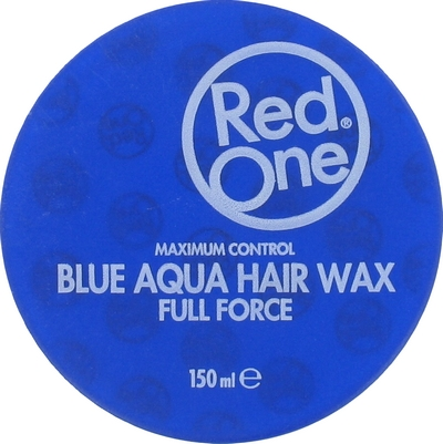 RedOne Haarwax Blue