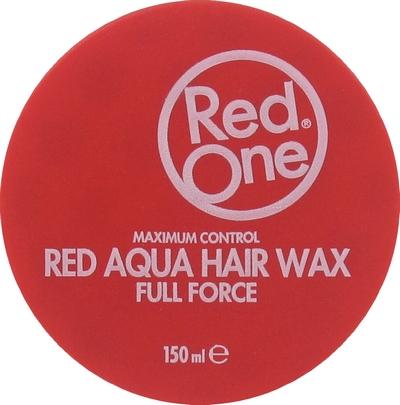 RedOne Haarwax Red