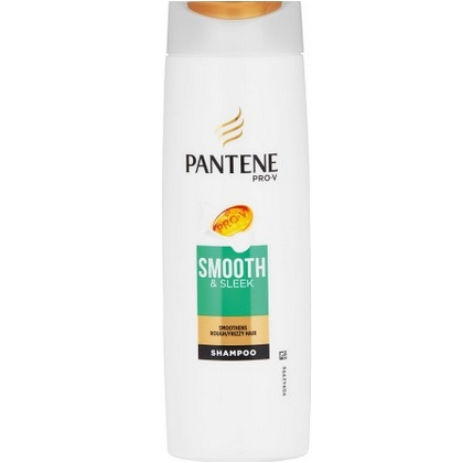 Pantene Shampoo Smooth & Sleek 5000174500004