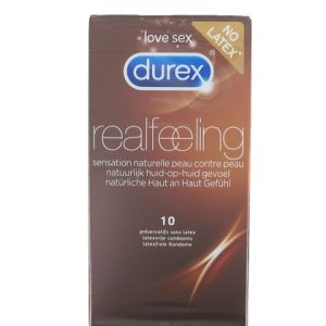 Durex Condooms Real Feeling 5052197023848