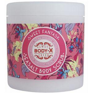 Body-X Bodyscrub Sweet Fantasy 500 gr 8718924874264
