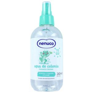 Nenuco agua de colonia to go 240 ml 8410104445775