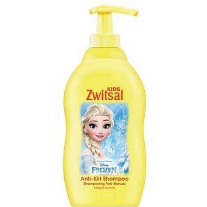 Zwitsal Anti-klit shampoo 400 ml