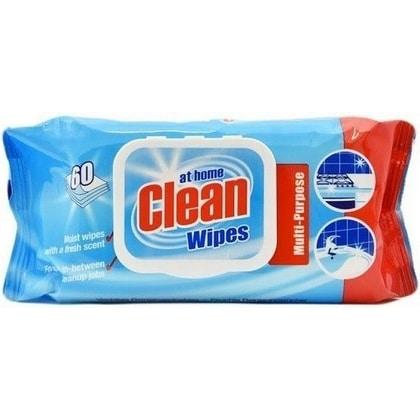 At Home Clean Hygienische doekjes 60 stuks 8718924878651