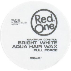 RedOne Haarwax Wit