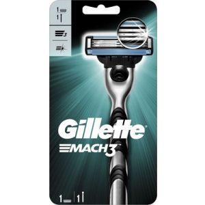Gillette Houder Mach3 + 1 mesje 3014260251147