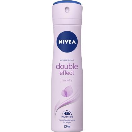 Nivea Deospray Double Effect 150 ml 4005808230860
