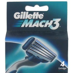 Gillette Mach3 4 3014260243531