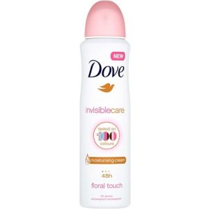 Dove Deospray Invisible Care Floral Touch 150 ml