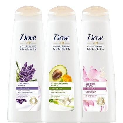 Dove Ritual Nourishing Secrets