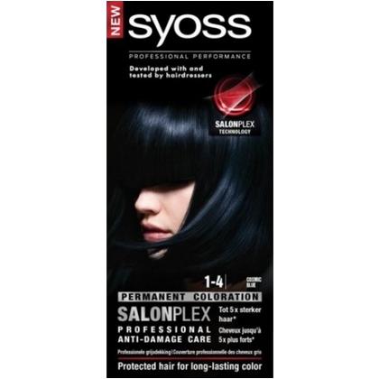 Syoss Haarverf 1-4 Cosmic Blue