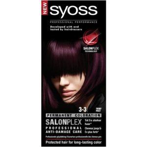 Syoss Haarverf 3-3 Trendy Violet