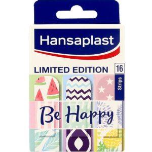 Hansaplast Pleisters Limited Edition Be Happy 4005900403773