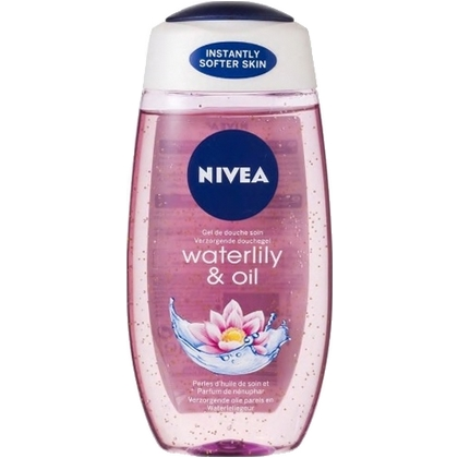 Nivea Douchegel Waterlily & Oil 250 ml 4005900257321