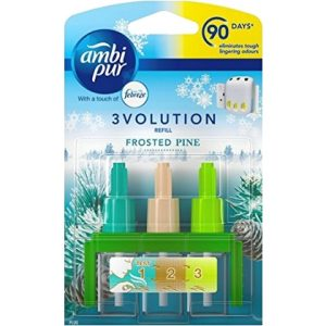 Ambi Pur 3volution Frosted Pine 8001090486707