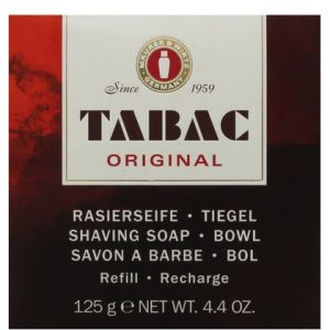 Tabac Scheerzeep Bowl navulling 125 ml 4011700436309