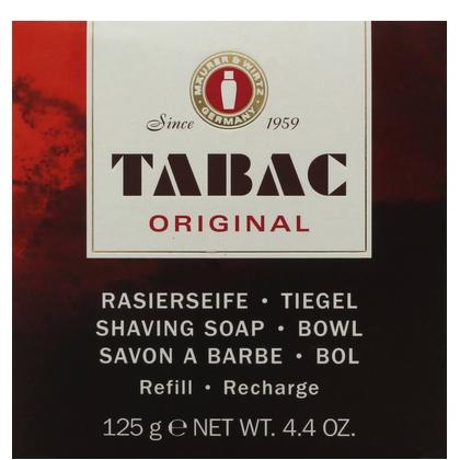 Tabac Scheerzeep Bowl navulling 125 ml 4011700436309