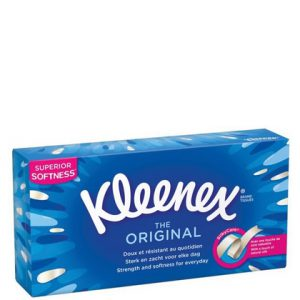 Kleenex Tissues The Original 5029053569543