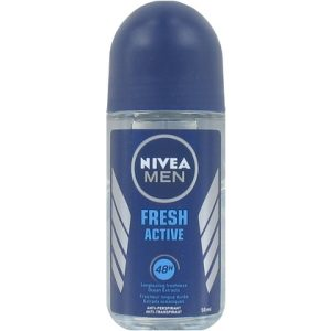 Nivea Deo Roll-on Men Fresh Active 50 ml 4005900088062