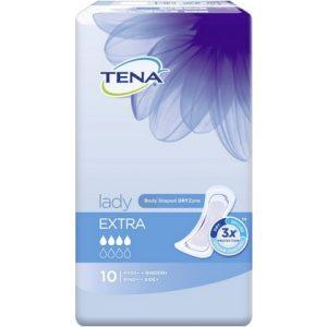 Tena Lady Extra 10 stuks - 7310790605525