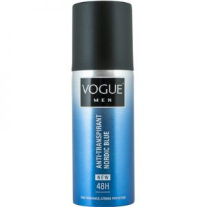 Vogue Deospray Men Nordic Blue 150 ml 8714319205934