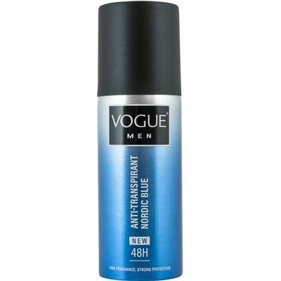Vogue Deospray Men Nordic Blue 150 ml 8714319205934
