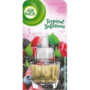 Airwick Elektrische Navulling Tropical Infusion 19 ml 8710552279701