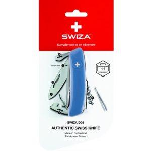 Swiza Zakmes D03 Blauw 7640167731800