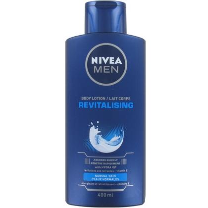 Nivea Bodylotion Men Revitalising 400 ml 4005900088826