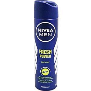 Nivea Deospray Invisible Fresh Power 150 ml 4005808944521