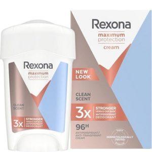 Rexona Deostick Maximum Protection Clean Scent 45 ml 8718114202372