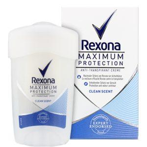 Rexona Maximum Protection Clean Scent 45 ml 8718114202372