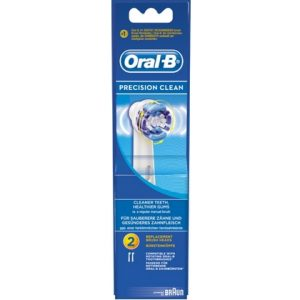 Oral-B Opzetborstel Precision Clean 2 stuks 4210201848158