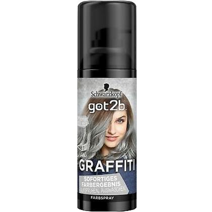 Schwarzkopf Haarspray Got2B Graffiti Moonlight Silver 120 ml 4015100199895
