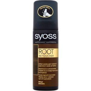 Syoss Uitgroeispray Bruin 120 ml 9000101052978