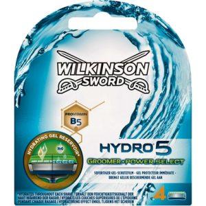 Wilkinson Hydro 5 Groomer Power Select 4 mesjes 4027800102808