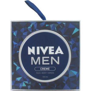 Nivea Geschenkset Men Creme 150 ml 5025970004389