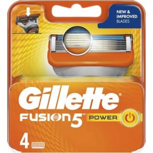 Gillette Fusion5 Power 4 mesjes 7702018852475
