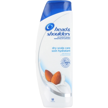Head & Shoulders Shampoo Dry Scalp Care 400 ml 5000174990225