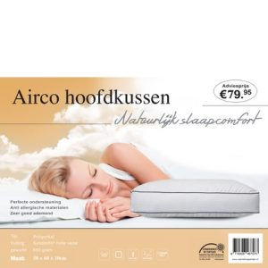 Hoofdkussen Airco 50 x 60 - 8719326467573