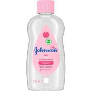 Johnson Baby Olie Regular 200 ml 3574669909594