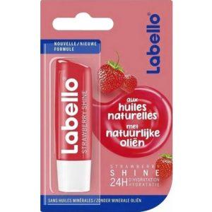 Labello Strawberry Shine 4,8 gr 4005900555762
