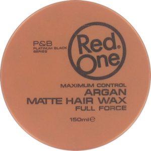 RedOne Haarwax Argan 8697926018558