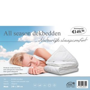 Dekbed All Season 240 x 200 8719326467559