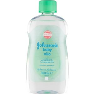 Johnson Baby Olie Aloe Vera 300 ml 3574660058833