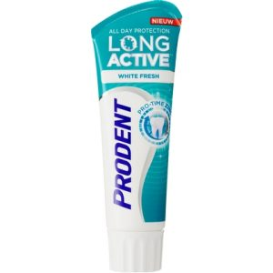 Prodent Tandpasta Long Active White Fresh 75 ml 8710908729133