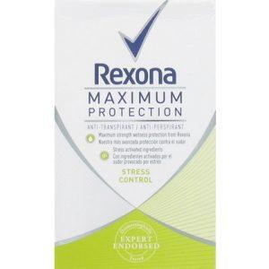 Rexona Maximum Protection Stress Control 45 ml 8712561521840