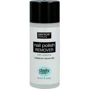 Sencebeauty Nagellak Remover met aceton 200 ml 8719874196598