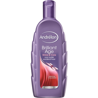 Andrelon Shampoo Brilliant Age 300 ml 8712561172196