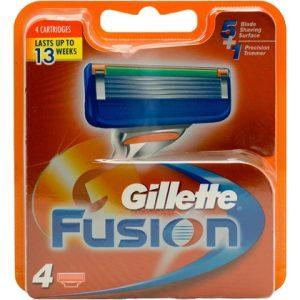 Gillette Fusion 4 mesjes 7702018851294